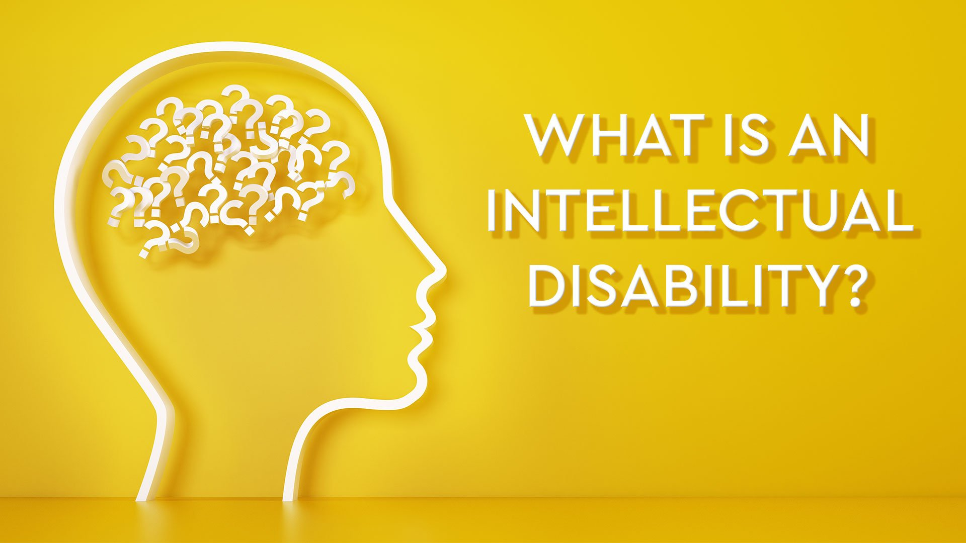 what is an intellectual disability