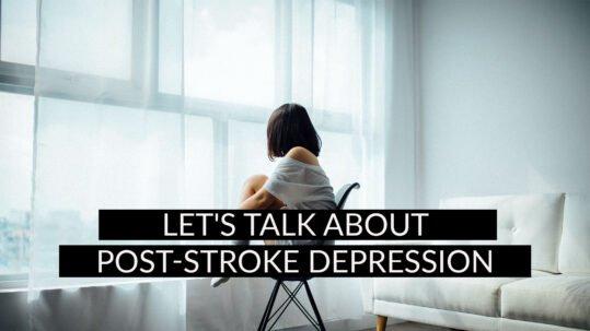 post stroke depression article