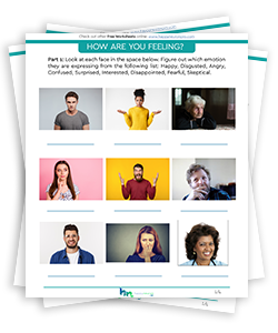 Free worksheets for social cognition